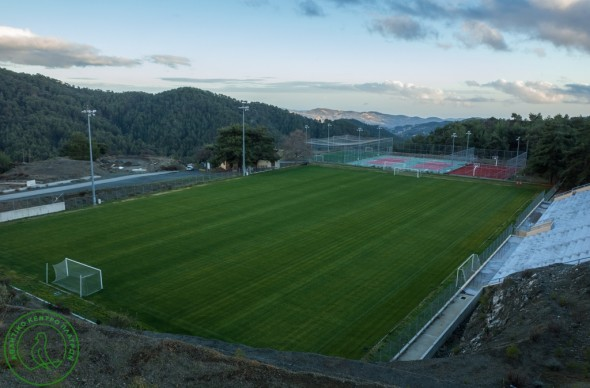 Platres Football Pitch