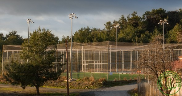 Platres Sports Center Handball Court